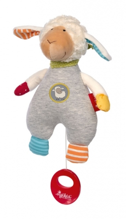 Sigikid Musical toy Boller sheep