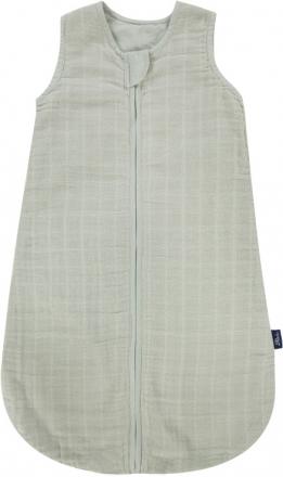 Alvi sleeping bag made of gauze 110 cm green