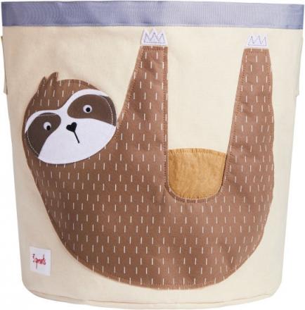 3sprouts Storage basket sloth