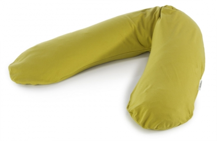 Theraline Nursing pillow Original design 14 Jersey reed green