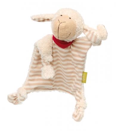 Sigikid 38885 comforter sheep Green
