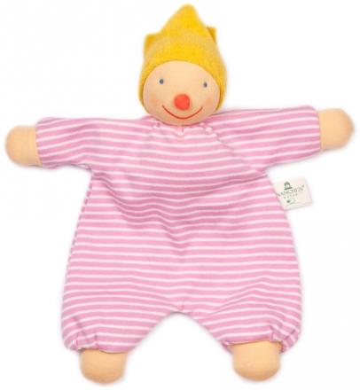 Nanchen Natur Cuddle cloth Princess Happiness pink