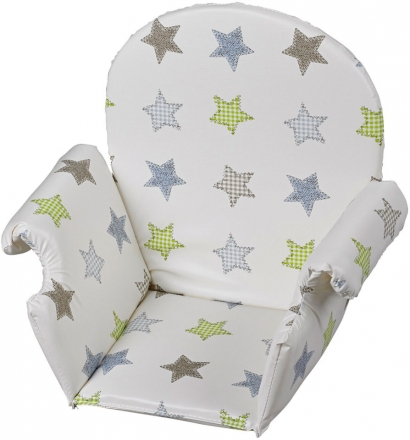 Geuther Seat cushion for high chair Nico color 32 stars