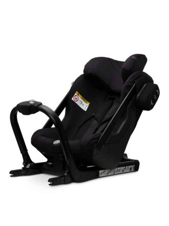 Axkid One tar - black Isofix Reboarder up to 7 years