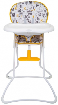 Graco Highchair Stack N Stow ABC