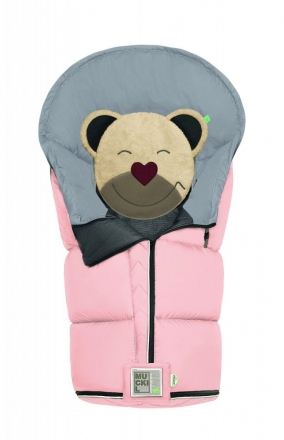 Odenwälder Sleeping bag Mucki L Classic coll. 20/21 light pink