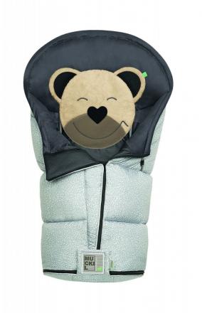 Odenwälder Sleeping bag Mucki L Fashion pebbles coll. 20/21 steel
