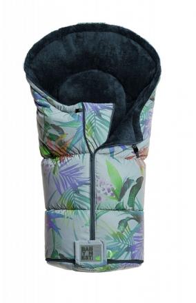Odenwälder Sleeping bag Reflex coll. 20/21 luminous flowers
