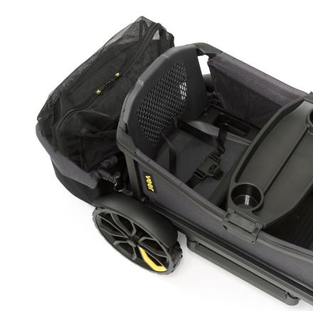 VEER Cruiser Additional storage bag black/dark grey