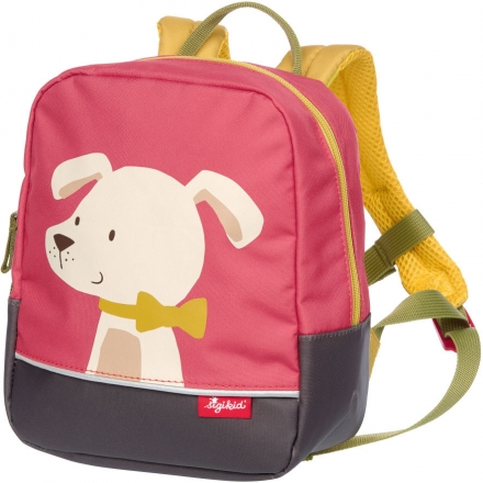 Sigikid Backpack Dog Forest Friends