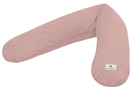 Zöllner Nursing Pillow Terra dusty rose 190cm