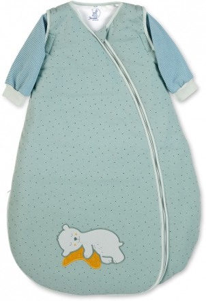 Sterntaler Sleeping bag with arms Ben 90cm
