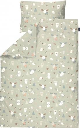 Alvi Bedding Baby Forest 100x135 cm