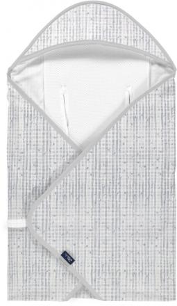 Alvi Travel blanket Organic Cotton Check-Point