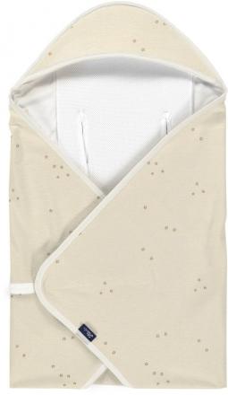 Alvi Travel blanket Organic Cotton Starfant