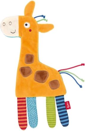 Sigikid Crackly Cloth giraffe
