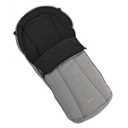 Hartan GTX winterfootmuff - for all GTX models  418 saltn pepper