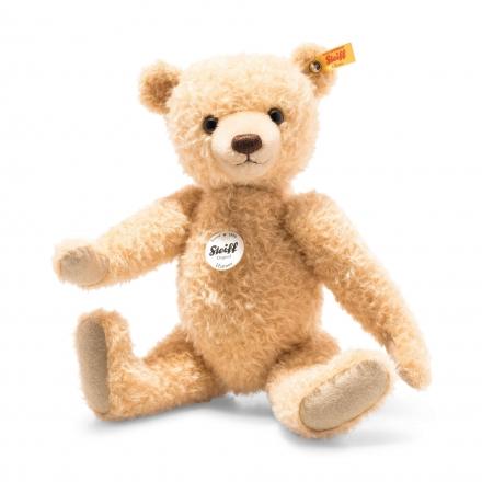 Steiff 026638 Teddy bear Hannes 34cm Mohair reddish blond