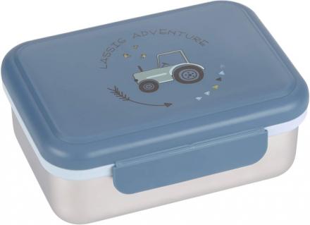 Lässig Lunchbox stainless steel Adventure Tractor
