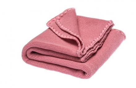 Disana Summer blanket light pink 100x80cm