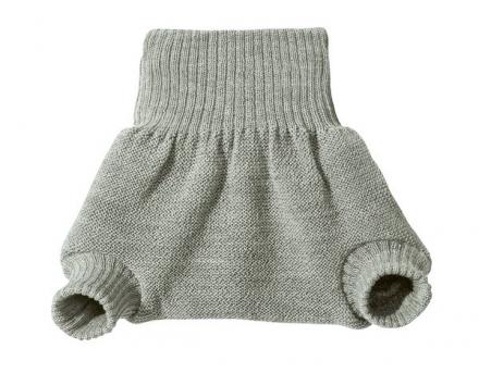 Disana 1311121062 wool diaper pants grey Gr. 62/68