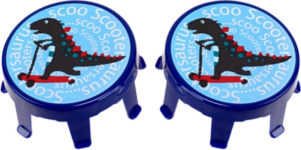 Micro AC4519 Wheel covers Scootersaurus