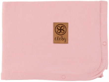 Cloby Multifunctional UV blanket Misty Rose