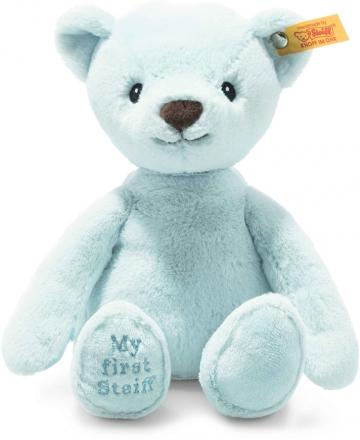 Steiff 242052 Teddy My First Steiff 26cm light blue