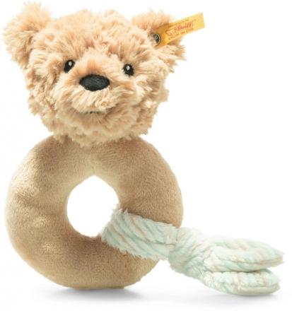 Steiff 242298 Grasp toy Teddy Jimmy 14cm beige