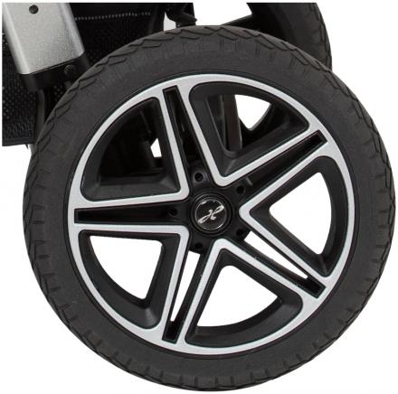 Hartan Back wheel Solight Ecco Air chamber tyres with Trigon rim RD081 for Racer GTX 2021