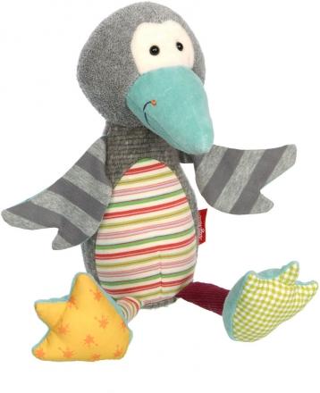 Sigikid 39492 Penguin Patchwork Sweety
