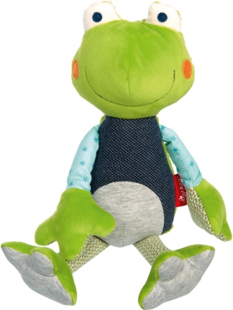 Sigikid 39504 Frog Patchwork Sweety