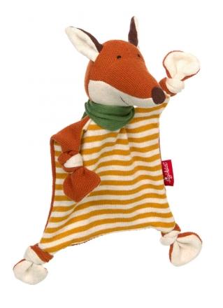 Sigikid 39486 Knitted Comforter fox