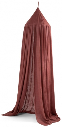 Sebra Canopy burgundy red