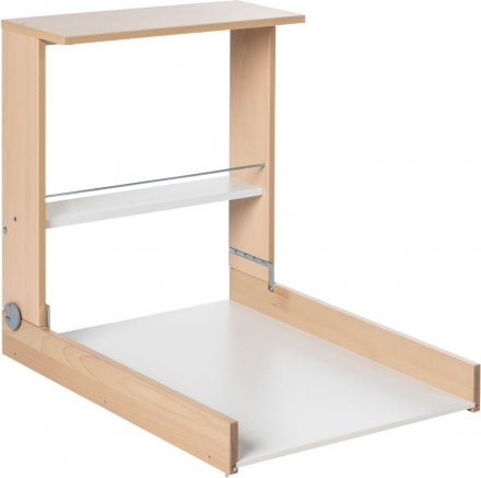Geuther 4872/086 hanging changing table Wicki nature