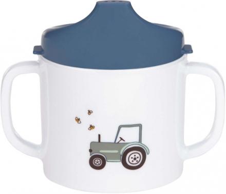 Lässig Sippy Cup PP Adventure Tractor