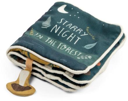 Sebra Soft Activity Book Nightfall