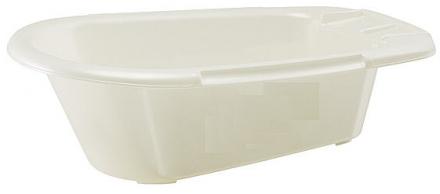 Rotho bathtub Bella Bambina pearlwhite cream