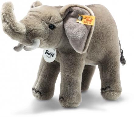 Steiff 064999 Elephant Zambu 23cm grey