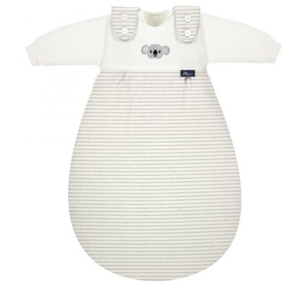 Alvi Baby-Mäxchen® 3 pcs. Organic Cotton Ringlets Koala grey 62/68