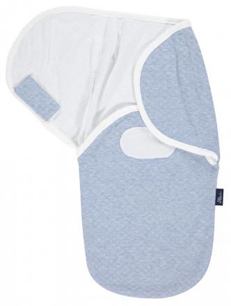 Alvi Swaddle Harmonie Special Fabric Quilt aqua