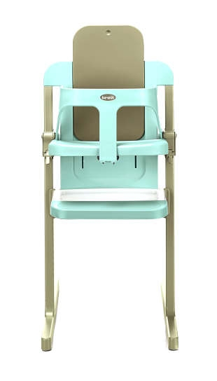 brevi 212629 slex evo hochstuhl powder blue. Black Bedroom Furniture Sets. Home Design Ideas