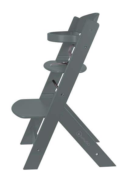 babygo hochstuhl family grey. Black Bedroom Furniture Sets. Home Design Ideas