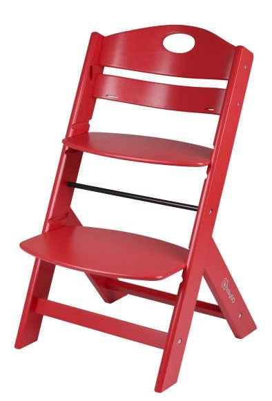 babygo hochstuhl family red. Black Bedroom Furniture Sets. Home Design Ideas