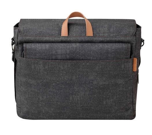 maxi cosi wickeltasche modern bag fachhandelsprodukt nomad black. Black Bedroom Furniture Sets. Home Design Ideas