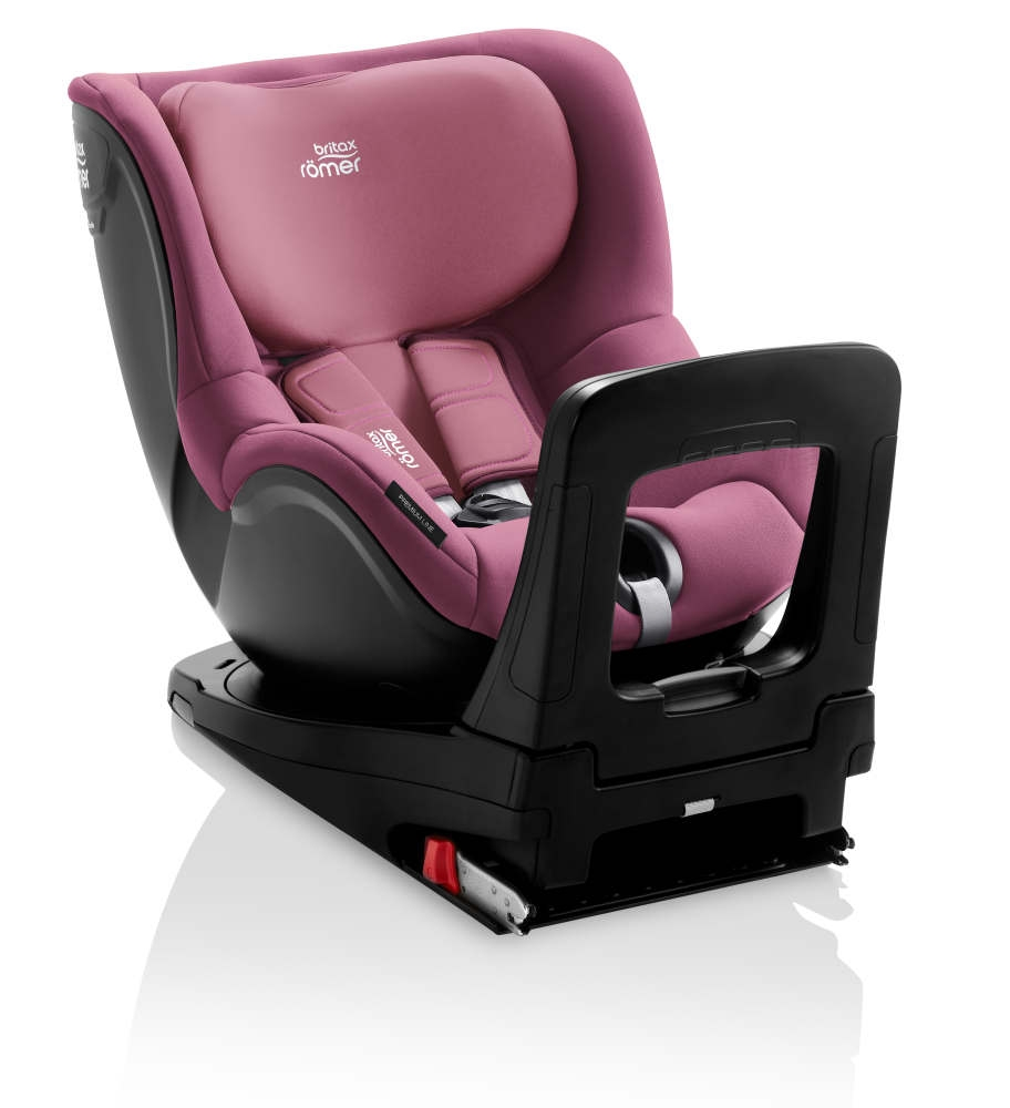 britax r mer dualfix m i size wine rose. Black Bedroom Furniture Sets. Home Design Ideas