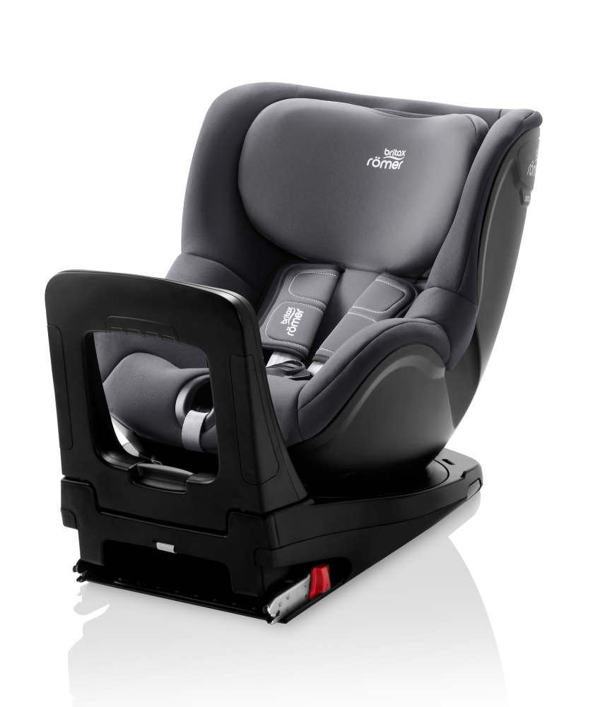 britax r mer dualfix m i size storm grey. Black Bedroom Furniture Sets. Home Design Ideas