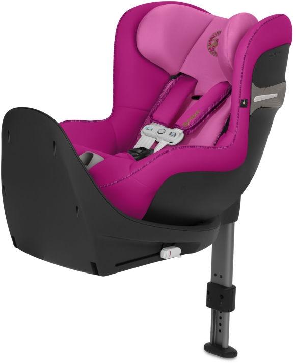cybex sirona s i size inkl sensorsafe fancy pink reboarder. Black Bedroom Furniture Sets. Home Design Ideas