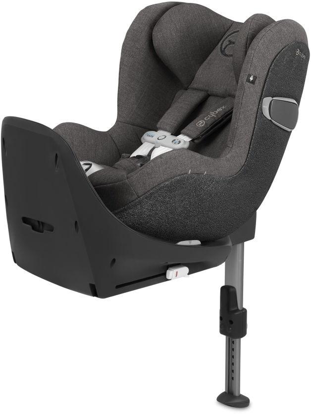 cybex sirona z i size plus platinum inkl sensorsafe. Black Bedroom Furniture Sets. Home Design Ideas