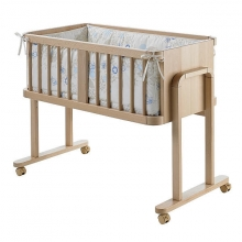 Geuther Baby-Bett Aladin 1121 natur